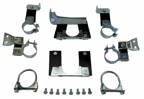 Exhaust - Clamp and Hanger Kits