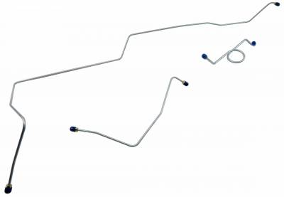 Shafer's Classic - 1966 Ford Mustang  Front Brake Line Set