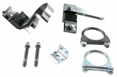 Shafer's Classic - 1955 Chevrolet Full Size 6 cyl. Clamp And Hanger Kit