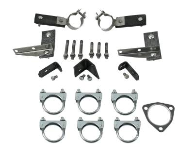 Shafer's Classic - 1957 Chevrolet Full Size  Clamp And Hanger Kit