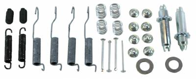Shafer's Classic - 1959 - 1962 Chevrolet Full Size  Brake Hardware Kit, Front Only