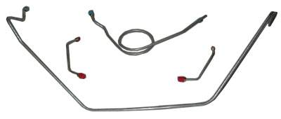 Shafer's Classic - 1959 - 1961 Chevrolet Full Size  Front Brake Line Set