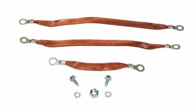 Shafer's Classic - 1955 - 1957 Chevrolet Full Size Ground Strap Kit