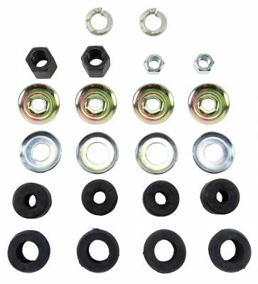 Shafer's Classic - 1955 - 1957 Chevrolet Full Size Shock Washer Kit