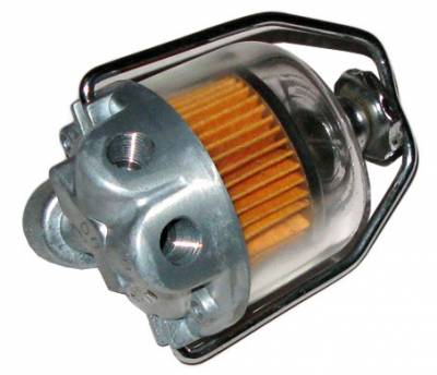 Shafer's Classic - 1963-65 Chevrolet Full Size Glass Fuel Filter