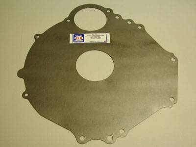 Shafer's Classic - 1965 - 1968 Ford Mustang Block To Transmission Spacer Plate And Cover