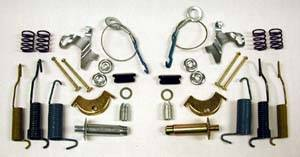 Shafer's Classic - 1965 - 1971 Ford Mustang Brake Hardware Kit