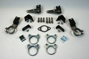 Shafer's Classic - 1956 Chevrolet Full Size  Clamp And Hanger Kit
