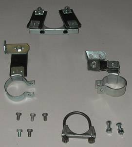 Shafer's Classic - 1958 - 1964 Chevrolet Full Size Exhaust Hanger Kit