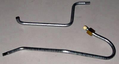 Shafer's Classic - 1965 Pontiac GTO Distributor Vacuum Line