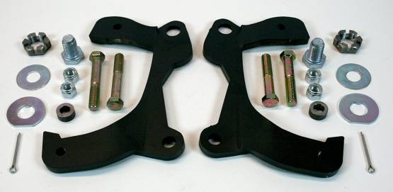Shafer's Classic - 1955 - 1957 Chevrolet Full Size Caliper Bracket Kit