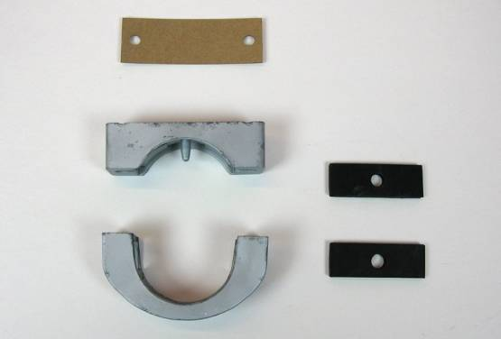 Shafer's Classic - 1963-64 Full Size Ford and Galaxie Steering Column Insulator Kit
