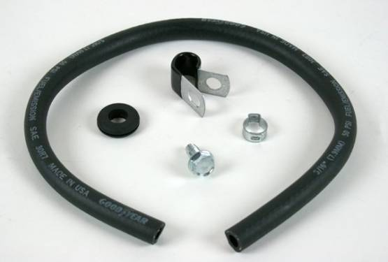 Shafer's Classic - 1964 - 1970 Ford Mustang  Rear End Vent Hose Kit