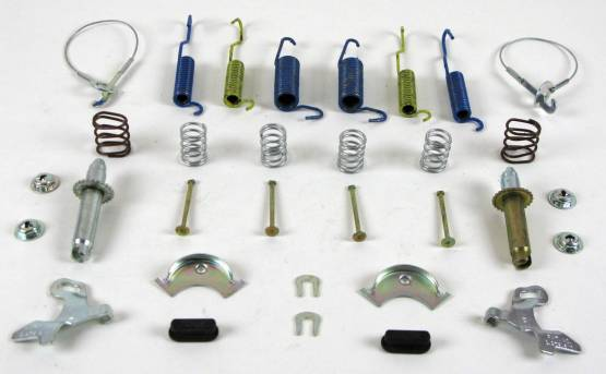 Shafer's Classic - 1965 - 1969 Ford Mustang Brake Hardware Kit