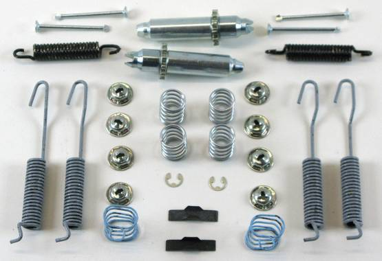 Shafer's Classic - 1959 - 1962 Chevrolet Full Size  Brake Hardware Kit, Rear Only
