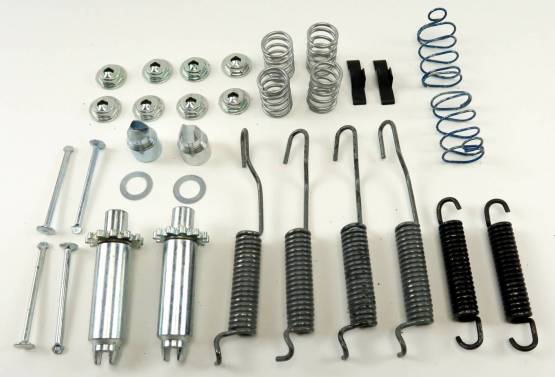 Shafer's Classic - 1951 - 1958 Chevrolet Full Size  Brake Hardware Kit, Rear Only
