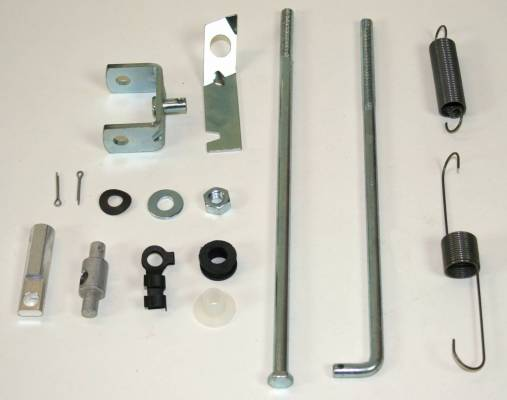Shafer's Classic - 1956 - 1957 Chevrolet Full Size Carburetor/Accelerator Linkage Kit