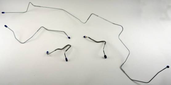 Shafer's Classic - 1970 Ford Mustang  Front Brake Line Set
