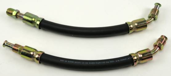 Shafer's Classic - 1967 - 1970 Ford Mustang Power Steering Hose - Control Valve