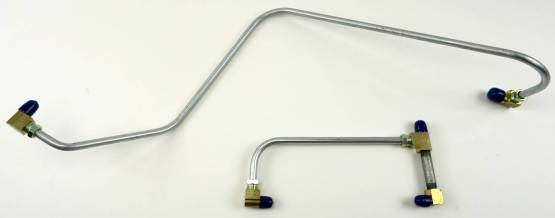 Shafer's Classic - 1957 Chevrolet Full Size  Gas Lines (Pump To Carb)