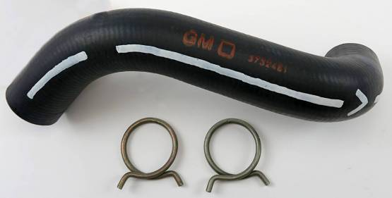 Shafer's Classic - 1956-1957 Chevrolet Full Size Radiator Hose Kits