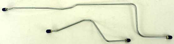 Shafer's Classic - 1966-1971 Ford Bronco Rear End Housing Brake Line
