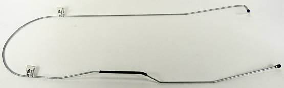 Shafer's Classic - 1966-1967 Ford Bronco Front To Rear Brake Line