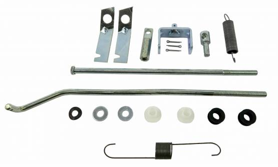 Shafer's Classic - 1962 - 1964 Chevrolet Full Size Carburetor/Accelerator Linkage Kit