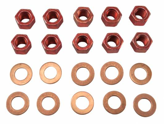 Shafer's Classic - 1968 - 1973 Ford Mustang  Rear Housing Differential Nuts & Washers