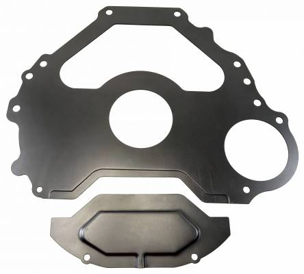 Shafer's Classic - 1969 - 1973 Ford Mustang Block To Transmission Spacer Plate And Cover