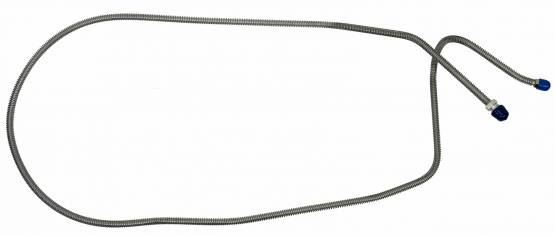 Shafer's Classic - 1975 and 1976-1982 Chevrolet Corvette Front to Rear Brake Line