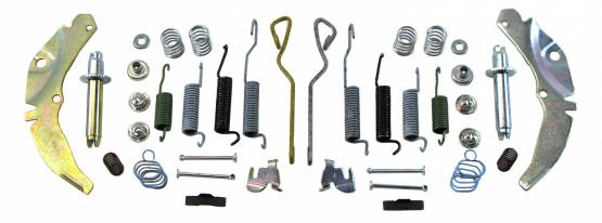 Shafer's Classic - 1955 - 1958 Chevrolet Full Size  Brake Hardware Kit, Rear Only