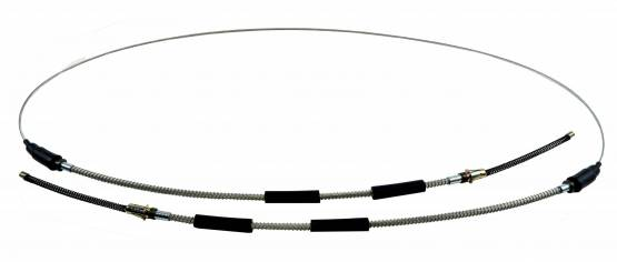 Shafer's Classic - 1955 - 1957 Chevrolet Full Size Rear Parking Brake Cable