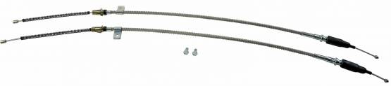 Shafer's Classic - 1958 - 1964 Chevrolet Full Size Rear Parking Brake Cable