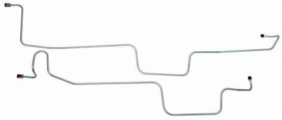 Shafer's Classic - 1970 Ford Mustang Transmission Oil Cooler Line