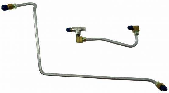Shafer's Classic - 1962 Chevrolet Full Size  Gas Lines (Pump To Carb)