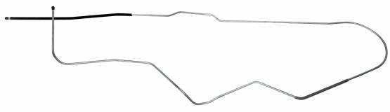 Shafer's Classic - 1965 Pontiac GTO Long Gas Line