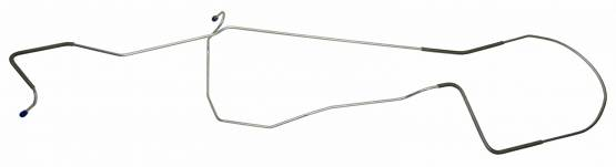 Shafer's Classic - 1967 Chevrolet Camaro Brake Lines (Front To Rear)