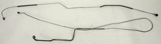 Shafer's Classic - 1985 Ford Truck F150 Front To Rear Brake Line