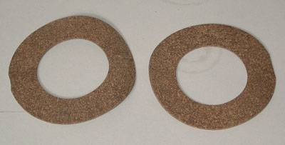 Suspension - Suspension, Body and Undercarriage - Shafer's Classic - 1958 - 1964 Chevrolet Full Size Front Spindle Gasket