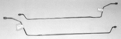 Brakes - Rear End Housing Brake Lines - Shafer's Classic - 1964 - 1967 Chevrolet Chevelle  Rear End Housing Brake Line