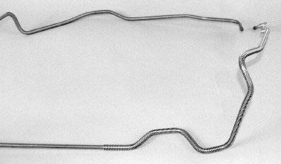 Brakes - Front to Rear Brake Lines - Shafer's Classic - 1971 - 1973 Chevrolet Camaro  Brake Lines (front To Rear)