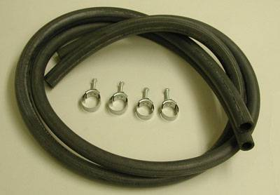 Hoses - Heater Hose Kits, Original Style - Shafer's Classic - 1969 - 1972 Chevrolet Chevelle  Original Style Heater Hose Kit