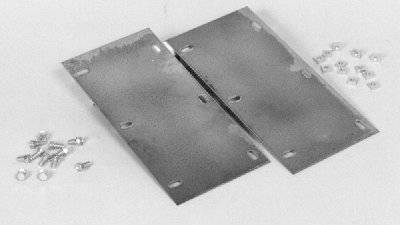 Engine - Radiator Related Parts - Shafer's Classic - 1955 - 1957 Chevrolet Full Size  Radiator Mounting Kit