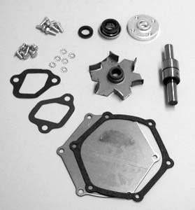 Engine - Engine Related Parts - Shafer's Classic - 1958 - 1964 Chevrolet Full Size Water Pump Rebuild Kit