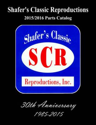 Catalogs - Shafer's Classic - Parts Catalog
