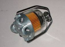 Engine - Fuel System and Related Parts - Shafer's Classic - 1963-65 Chevrolet Full Size Glass Fuel Filter