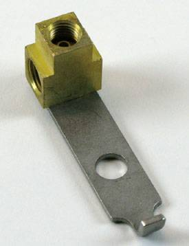 Brakes - Brake Related Parts - Shafer's Classic - 1958-1964 Chevrolet Full Size Brass Junction Block