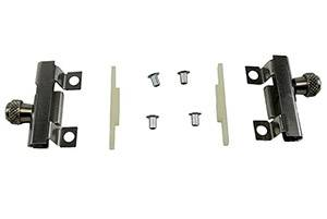 Body Parts - Window Parts - Shafer's Classic - 1955 - 1957 Chevrolet Full Size New Window Latch, Pair