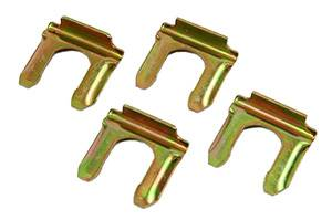 Brakes - Brake Hose Clips - Shafer's Classic - 1955 - 1968 Chevrolet Full Size Brake Hose Clip